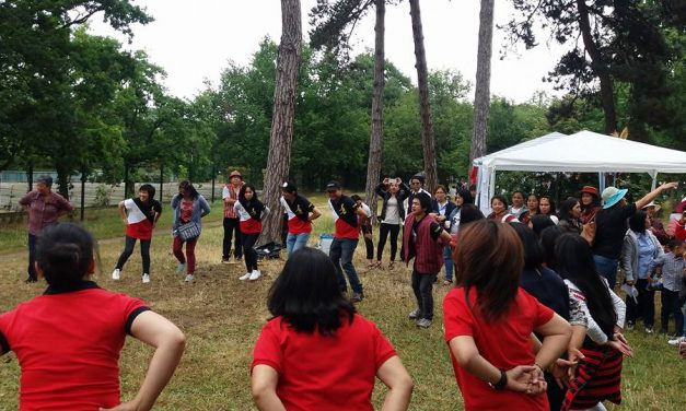 MABIKAs joins 1st Grand Canao of the Igorot in France