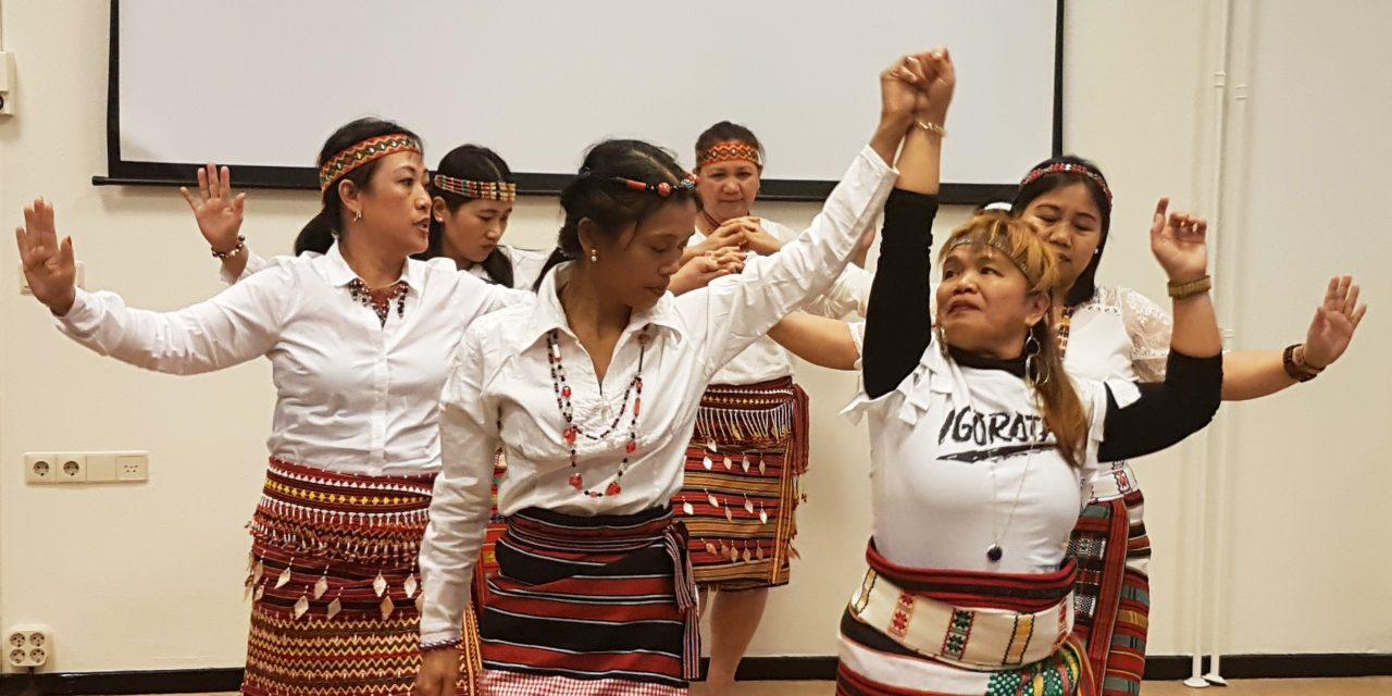 MABIKAs joins Bayanihan in celebrating International Women's Day