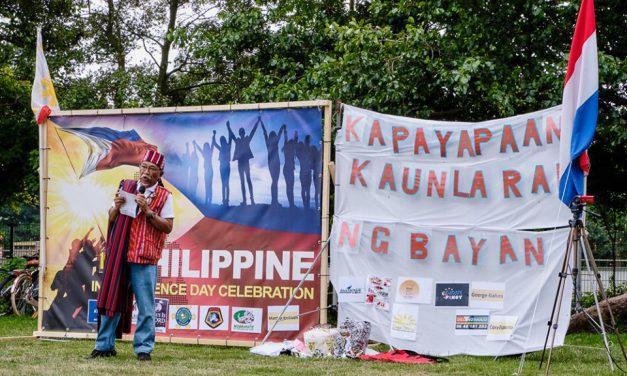 Unchain our 'Inang Bayan'